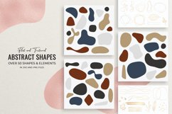 Textured Abstract shapes collection #3 Product Image 2