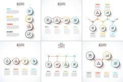 Clean infographic templates Product Image 5