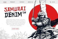 Shakuro - Brush Typeface Product Image 4