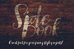 Sidebook Script Font Product Image 6