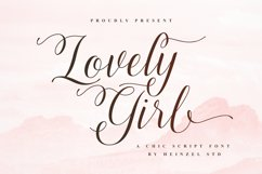 Lovely Girl Product Image 1