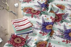 Romantic collection. Patterns. Backgrounds. Product Image 5