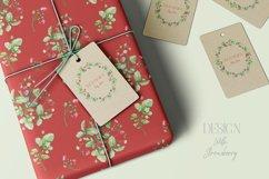 Berries Watercolor Bundle Product Image 3
