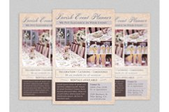 Event Planner Flyer Template Product Image 3