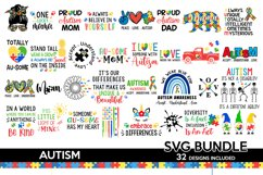 Autism, Autism svg, Autism svg bundle, Autism awareness Product Image 1