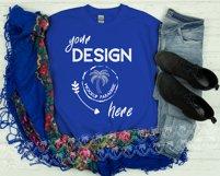 Gildan 18000 Sweatshirt Mockup Bundle - All Colors! Product Image 6