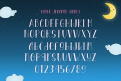 Night Dreamer Font Duo Product Image 4