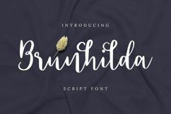 Brunhilda Font Product Image 1
