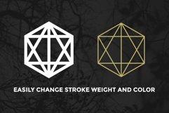 24 Occult Symbols Plus 4 Free Photos Product Image 4