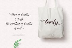 madelyn - Chic Script font Product Image 5