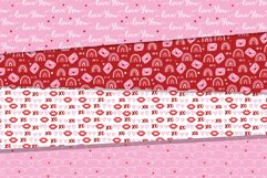 Valentines Day seamless patterns Product Image 6