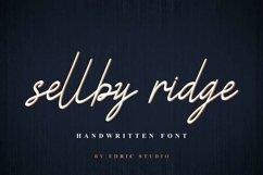 Sellby Ridge Product Image 2