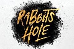 Rabbits Hole Typeface Product Image 1