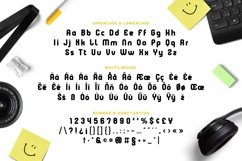 Web Font Agsolut Font Product Image 3