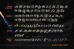 Black Rockets - Dry Brush Font Product Image 3