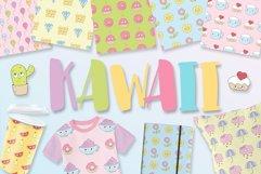 Kawaii patterns, elements Product Image 1