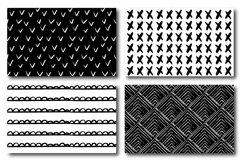 Hand Drawn Pattern Bundle Product Image 4