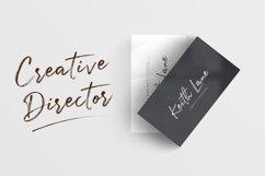 Julietta Messie   Brush Script Product Image 3