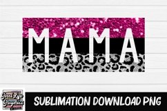 Sublimation designs for tshirts-mama-PNG Product Image 1