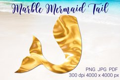 Mermaid tail clipart PNG printable, Fish tail, Sublimation Product Image 1