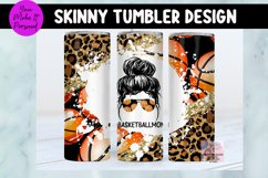 Tumbler Bundle, Messy Bun Designs with Sports Themes Product Image 5