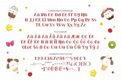 Web Font Tammy Display Font Product Image 2