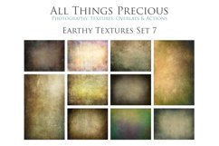 10 Fine Art Earthy Textures SET 7 Product Image 1