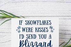 Winter SVG Bundle | Snowflake Svg | Winter Sign SVG Product Image 2