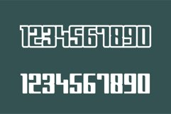 Metro Font Family Product Image 2