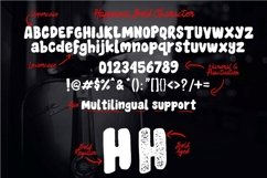 Web Font HAPPINESS FONT DUO Product Image 2