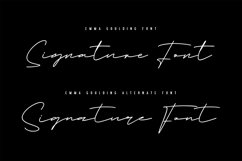 Emma Goulding Signature Collection Script Font Product Image 3
