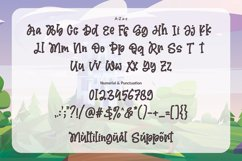 Hello Angel - Kids Font Product Image 6