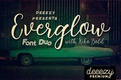 Everglow Script Font Duo Product Image 1