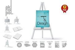 Book Mock-Up Set Product Image 3