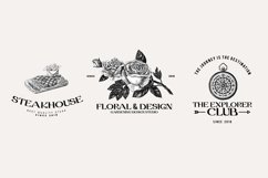 Grand Duke Beauty Serif Font Product Image 2