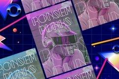 Web Font Romeandnia Font Product Image 3