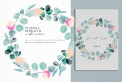 Spring is here. Floral wreath #3 Product Image 2