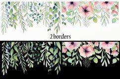Watercolor floral design elements Product Image 3