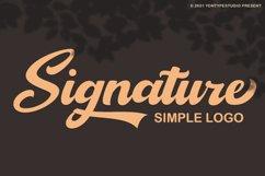 Sagha A Modern Script Typeface Product Image 2
