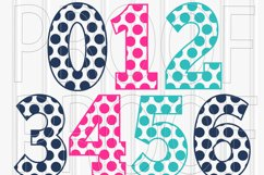 SVG Files Set of 62! Letter and number set includes Uppercase, Lowercase, and Numbers 0-9 svg/png/jpg Product Image 3