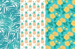 Summer Digital Papers - Summer Patterns Product Image 3