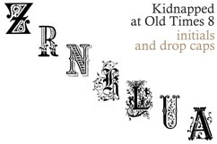 Kidnapped at Old Times 8 Product Image 1