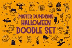 Mister Pumpkins | Bonus Vector Product Image 6