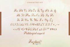Anzilam-Elegant Calligraphy Font Product Image 4