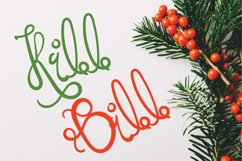 Super Holidays - A Fun Curly Font Product Image 2