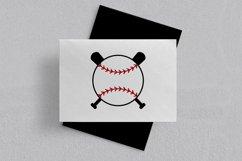 Baseball SVG Product Image 4