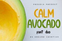 Calm Avocado - Font Duo Product Image 1