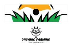Organic Farming - Iconic Figurative Stock Logo Template Product Image 3