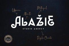 Almeda // A Modern Vintage Font Product Image 3