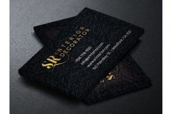 Decorator Business Card Template Product Image 2